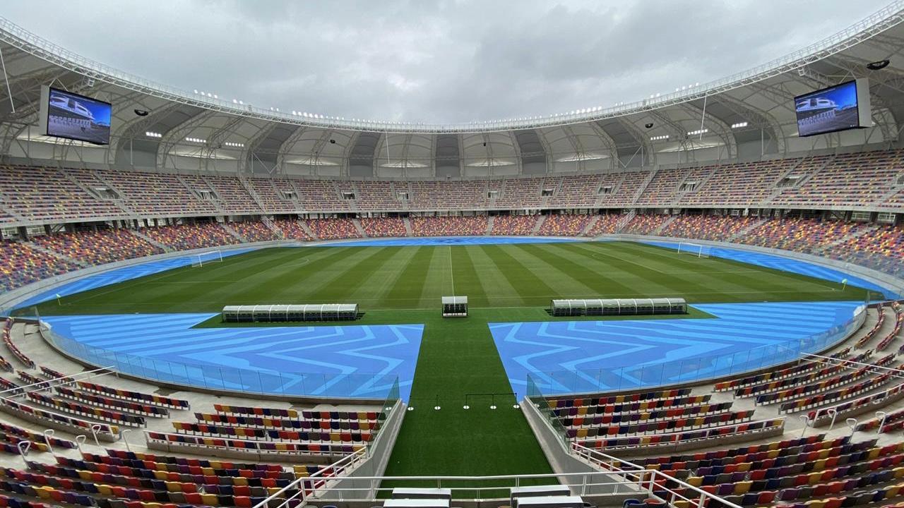 Video: el impactante estadio de Santiago del Estero