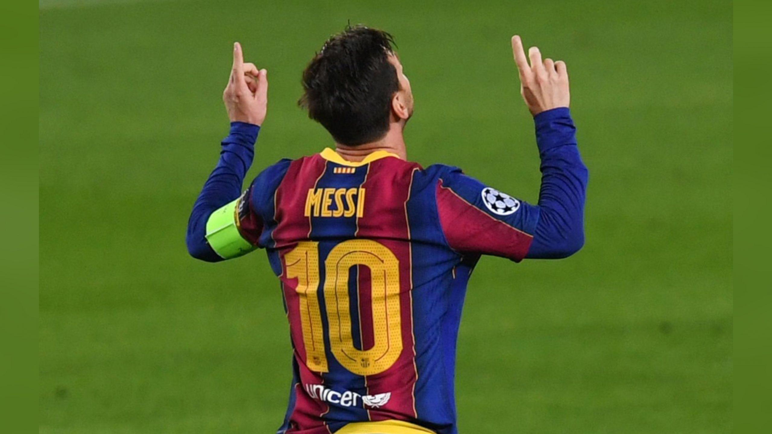 Barcelona le gana 2 a 0 al Ferencváros con un gol de Messi