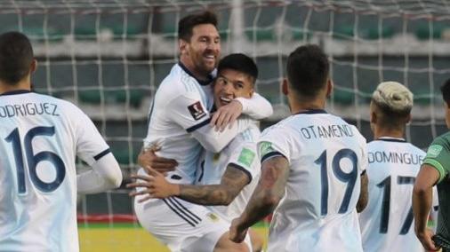 Argentina recibirá a Paraguay en La Bombonera
