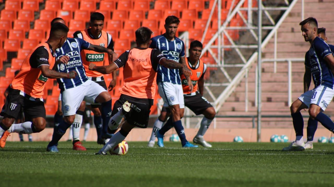 Godoy Cruz jugará un amistoso con Belgrano