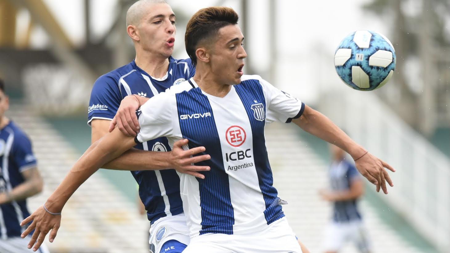 Godoy Cruz le ganó 2 a 1 a Talleres en Córdoba