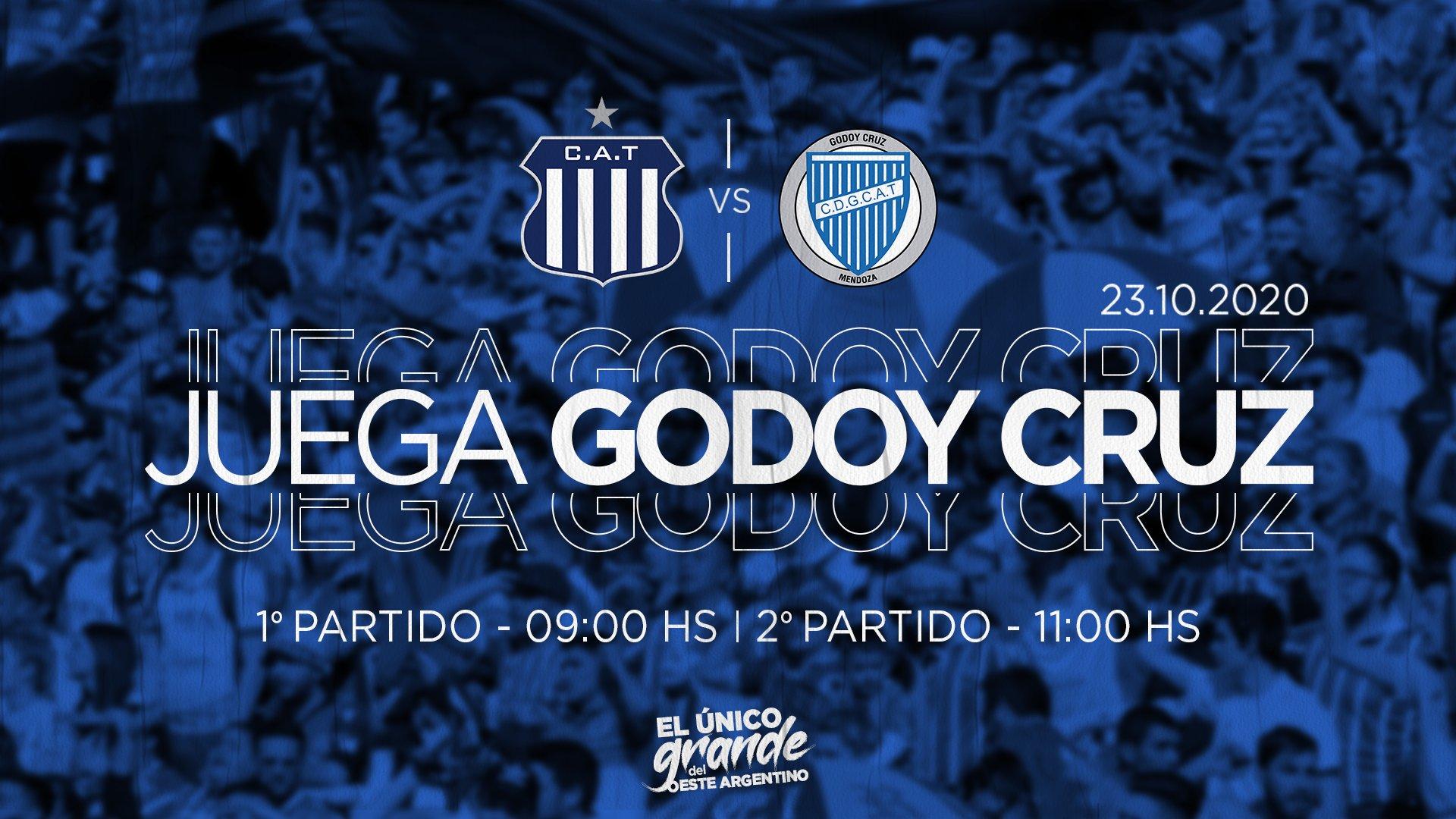 Desde Godoy Cruz celebraron que el partido ante Talleres sea en directo