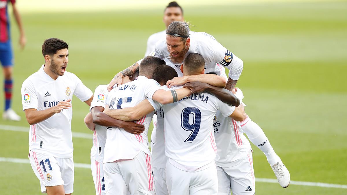 Barcelona perdió 3-1 el clásico ante el Real Madrid