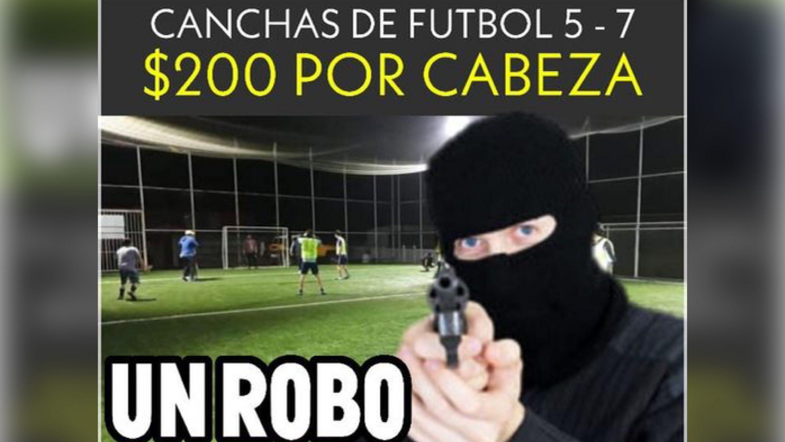 Fútbol 5: un polémico reclamo se hizo viral en las redes sociales