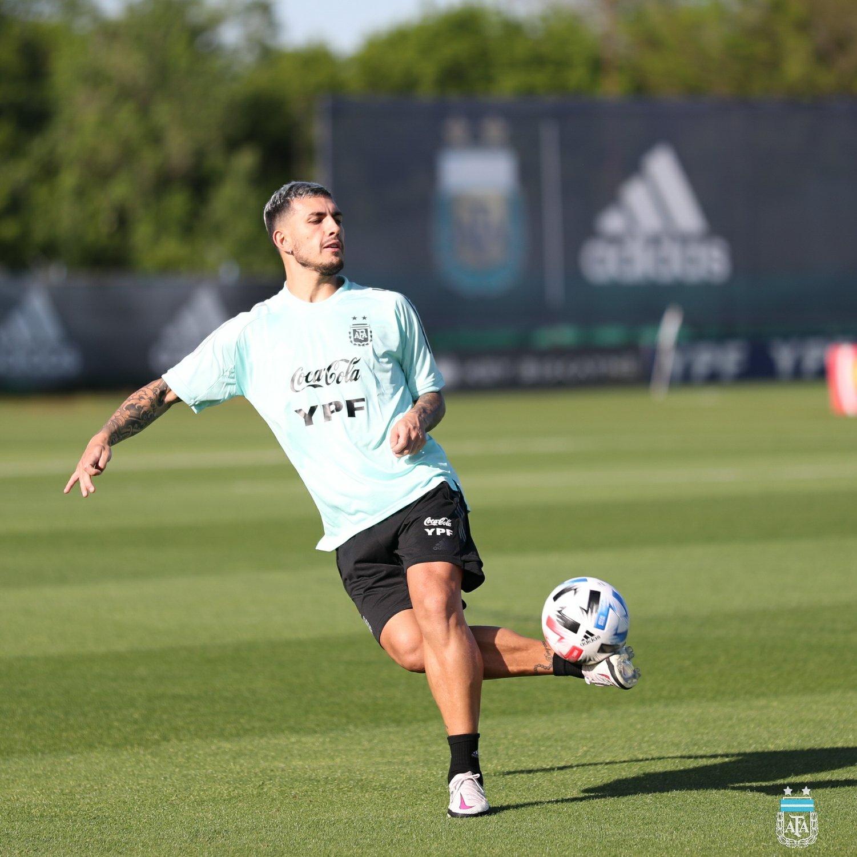 ¿Todo listo? Así formaría la selección Argentina ante Paraguay