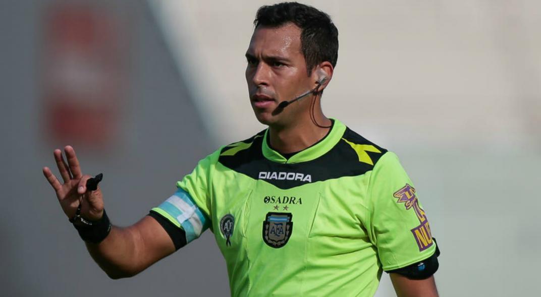 Se confirmaron los árbitros para la tercera fecha de la Copa Liga Profesional