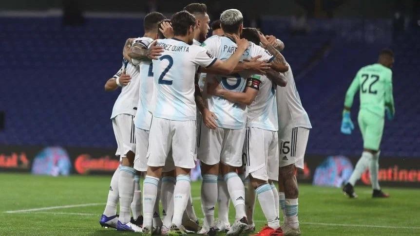 Eliminatorias: estos son los convocados del exterior en la Selección Argentina