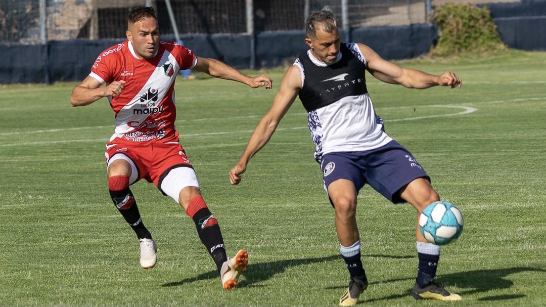 La Lepra le gana 1 a 0 a Maipú en el Gargantini