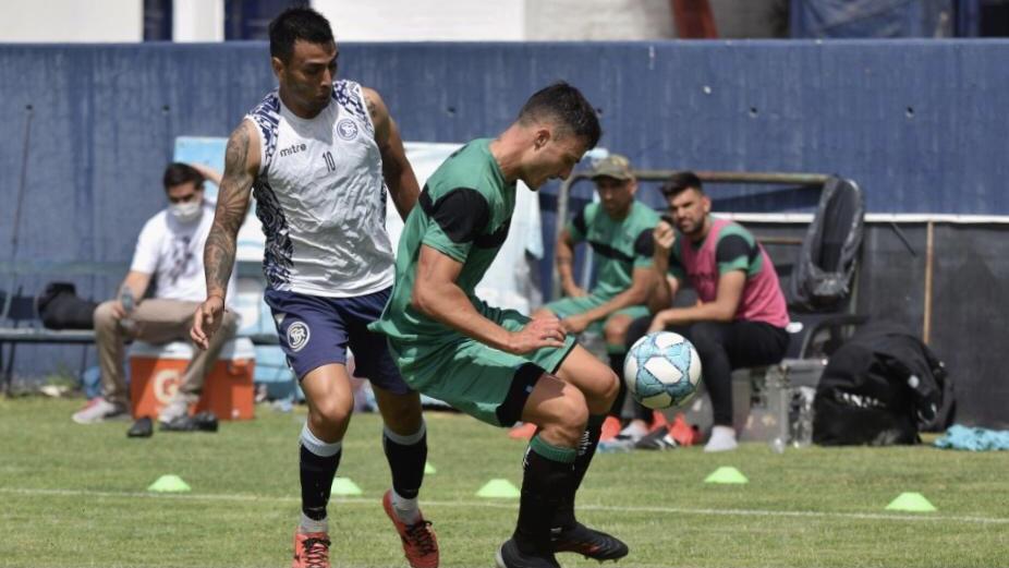 La Lepra perdió 1 a 0 contra San Martín en el Gargantini