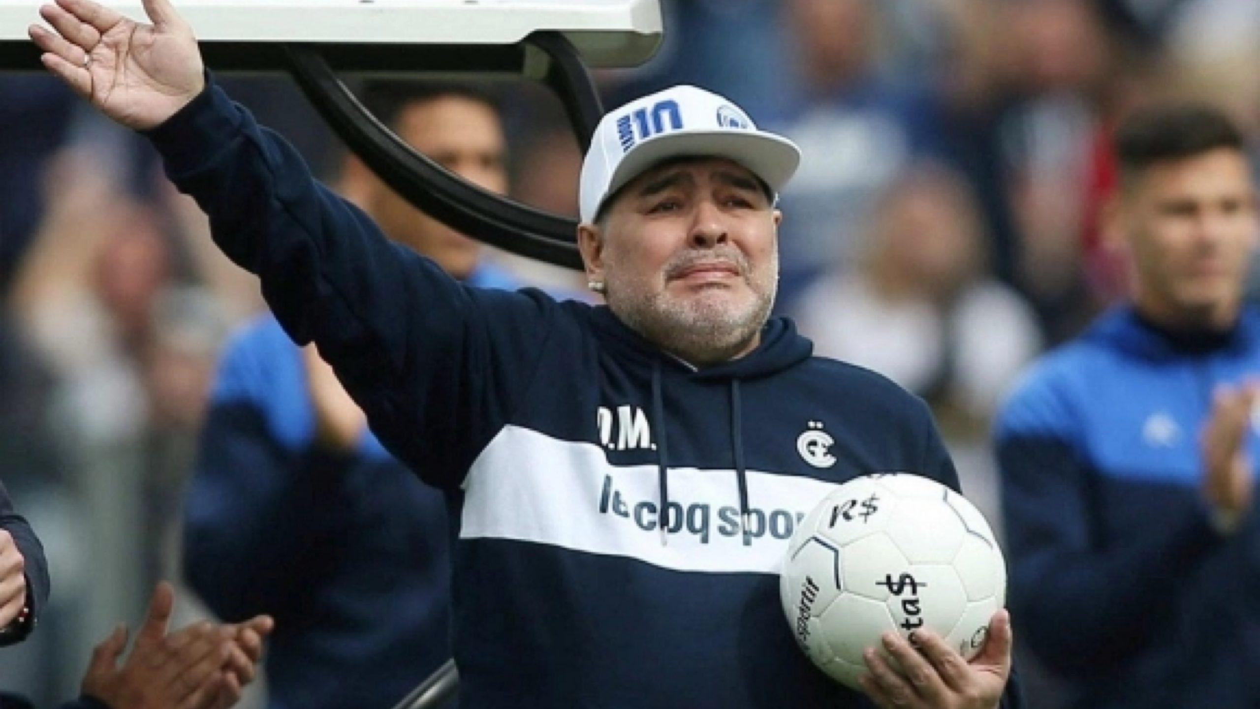 Maradona fue operado con gran éxito