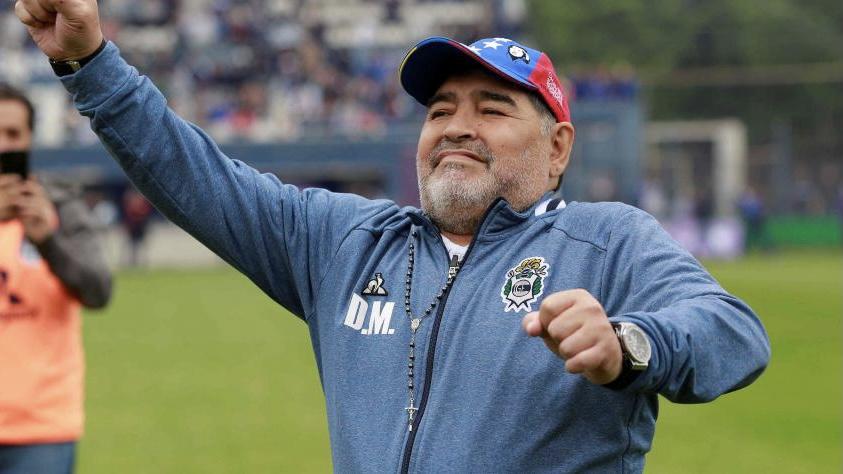 Gran homenaje: la Copa de la Liga argentina llevará el nombre de Maradona