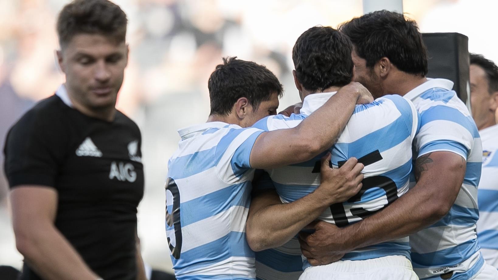 Histórico: Los Pumas le ganaron a Nueva Zelanda por primera vez en la historia