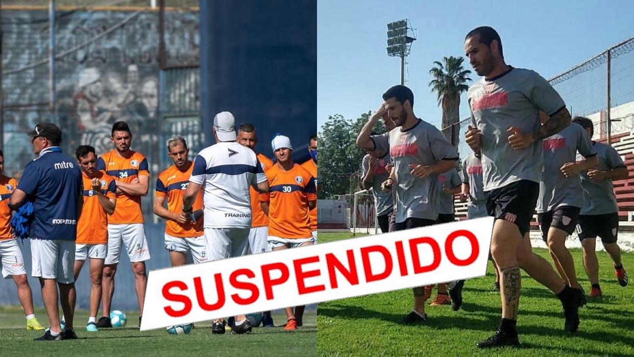 Se suspendió el amistoso entre la Lepra y San Martín