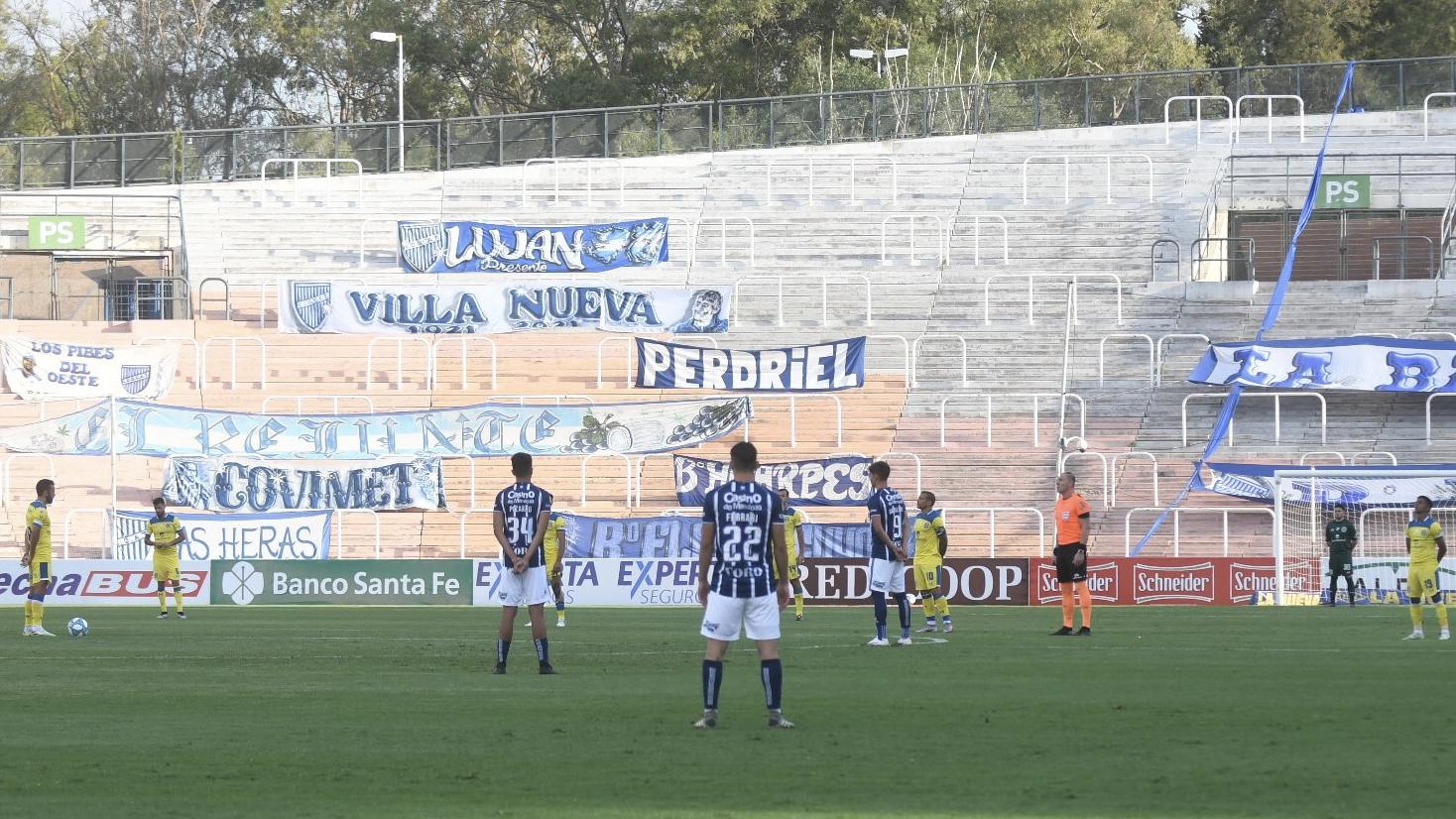 Godoy Cruz perdió 1 a 0 ante Rosario Central