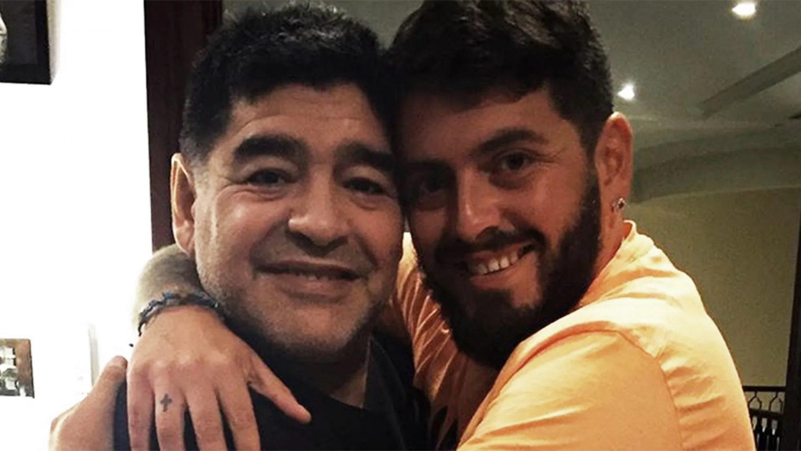 El hijo de Maradona tiene coronavirus