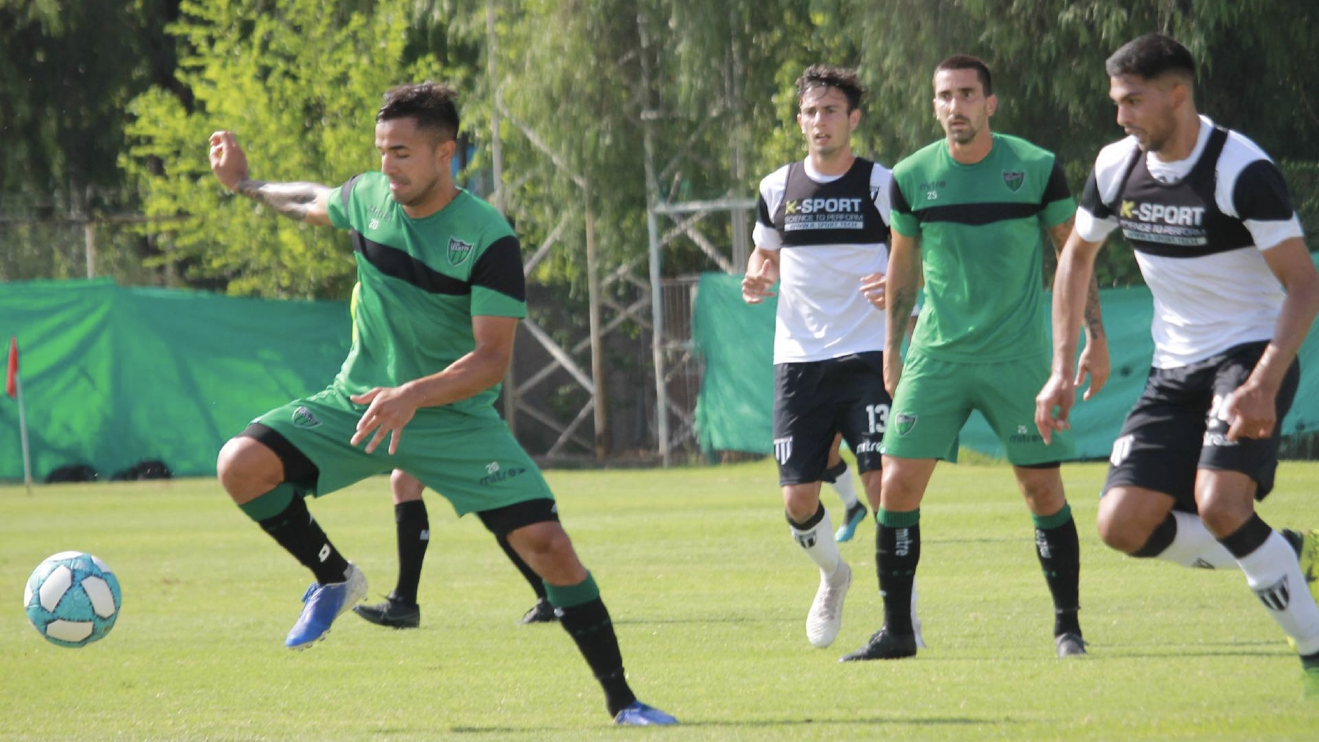 Gimnasia goleó 3 a 0 a San Martín de San Juan