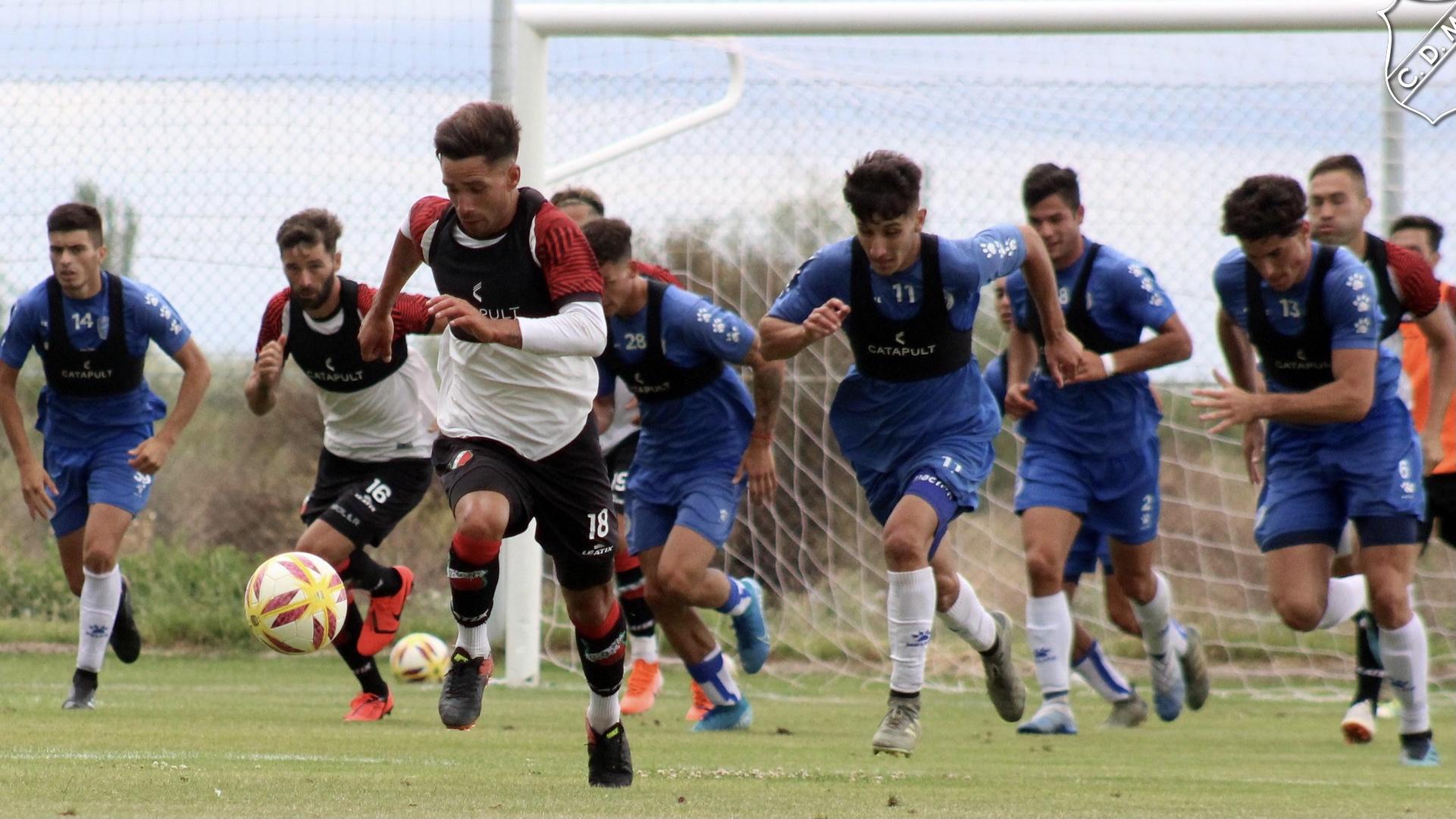 Video: los goles del triunfo del Deportivo Maipú ante Godoy Cruz
