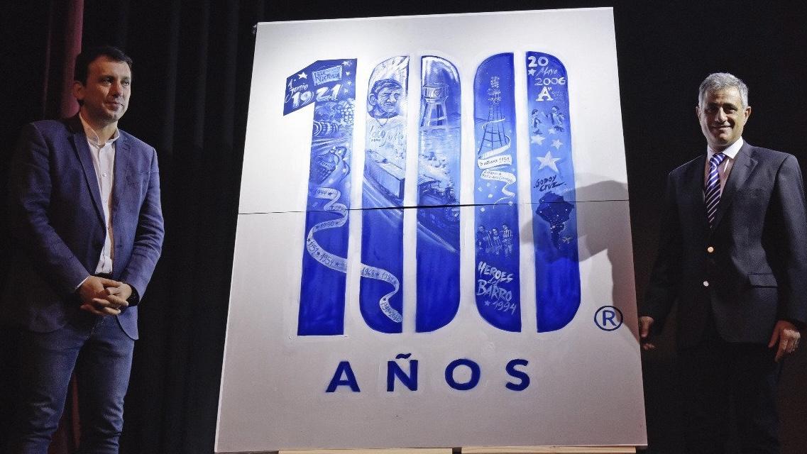 Godoy Cruz presentó su marca rumbo al centenario