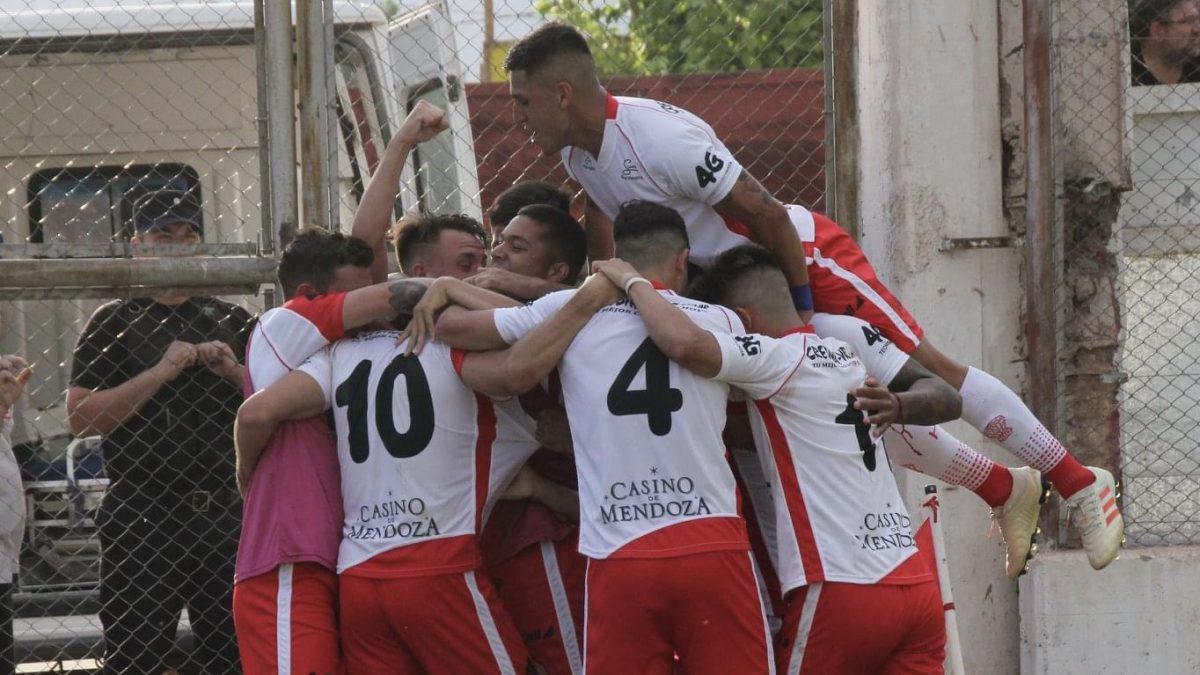 Huracán Las Heras enfrentará a Peñarol de San Juan