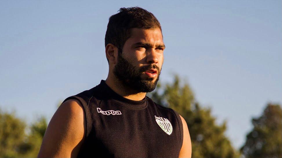 El goleador Cristian Taborda es el nuevo refuerzo del Deportivo Maipú