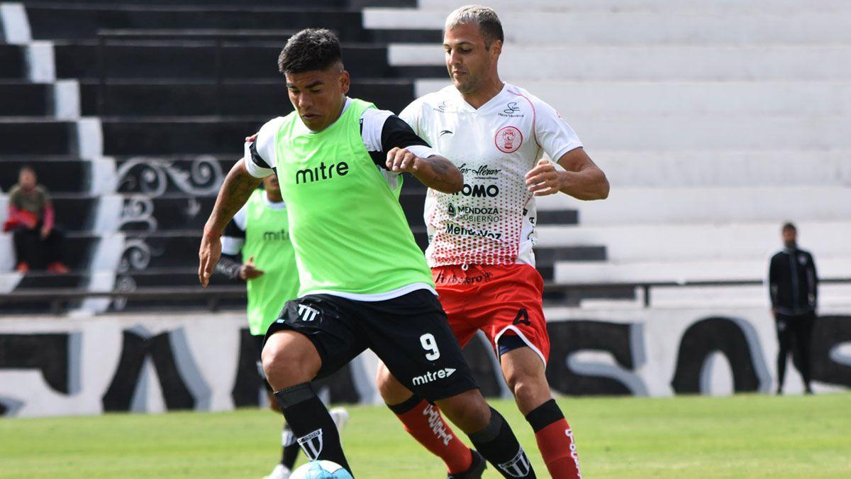 "Rodriguez: ""Nos preparamos para ganarle a quien nos toque"""