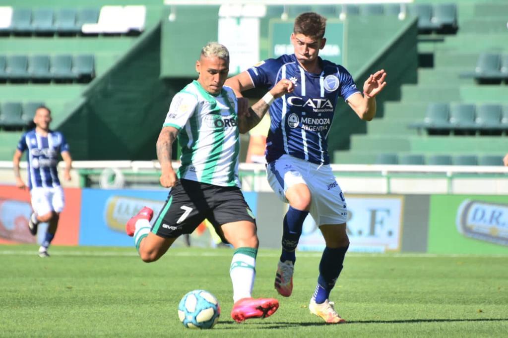 Godoy Cruz cayó 1 a 0 ante Banfield en el Florencio Sola