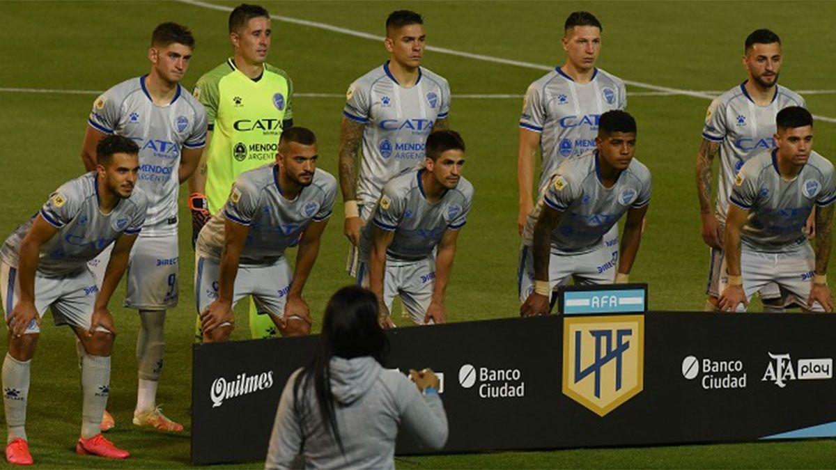 """González y el debut de Godoy Cruz: """"Estuvimos muy cerca de ganarlo"""""""