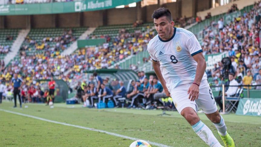 Baja sensible en la Selección: se lesionó Marcos Acuña