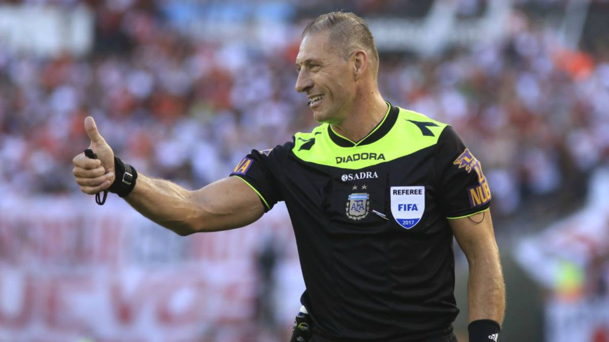 Se designó el árbitro para el partido de Godoy Cruz ante Rosario Central
