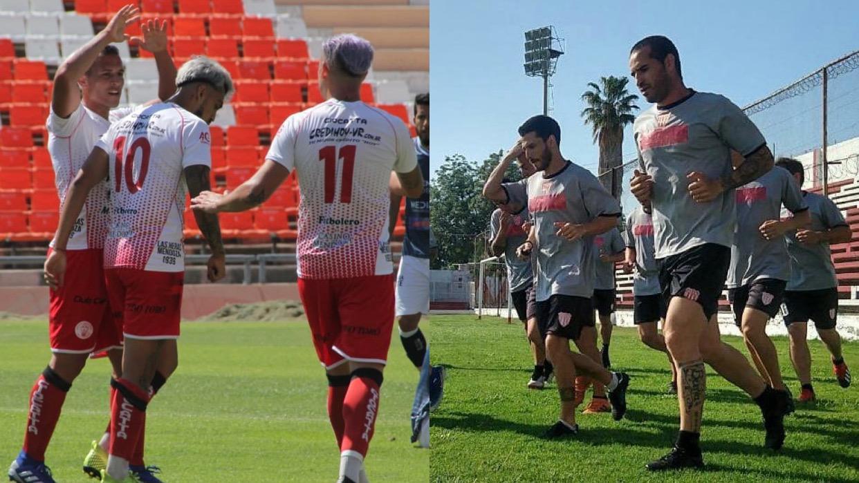 Huracán jugará un amistoso con San Martín de Mendoza