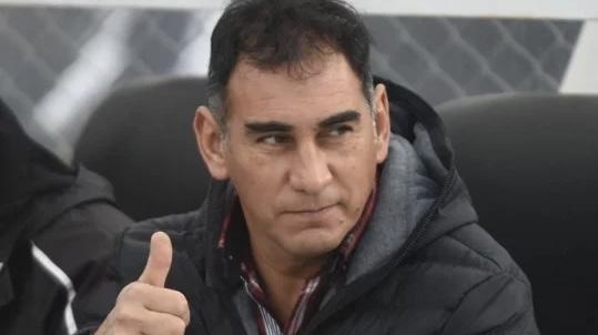 Dario Alaniz, cada vez más cerca de Huracán Las Heras