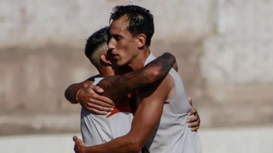 Bruno Nasta, el goleador del Globo ya vive la previa del partido ante Maipú