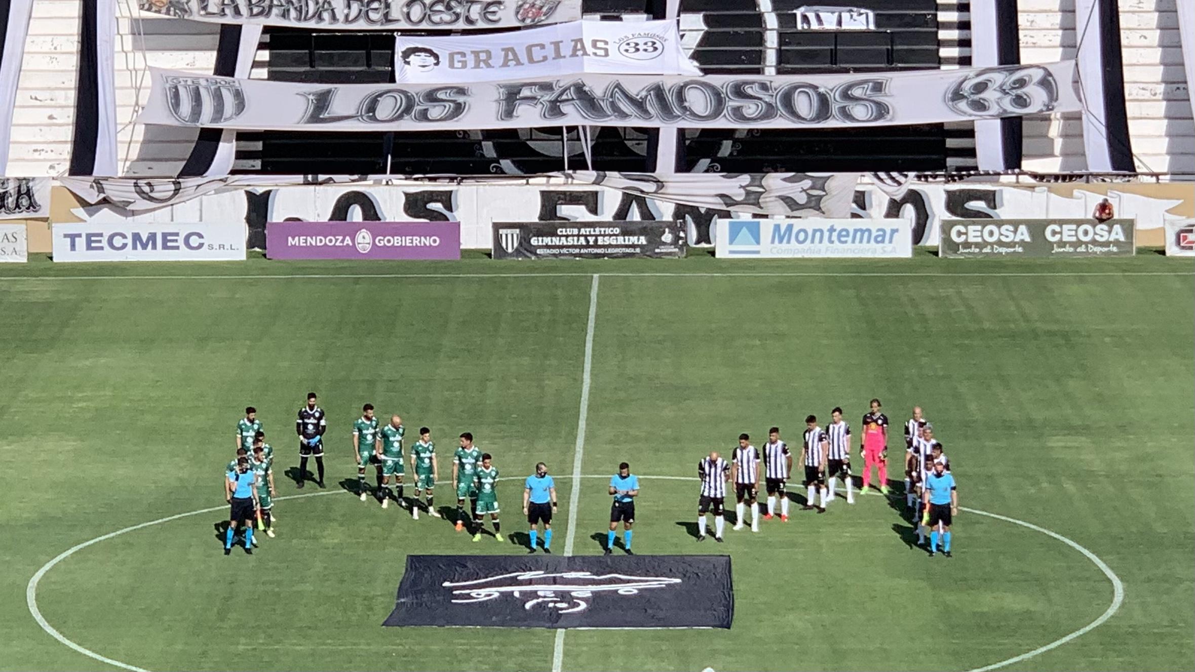 Gimnasia perdió 3 a 2 ante Sarmiento en el Legrotaglie