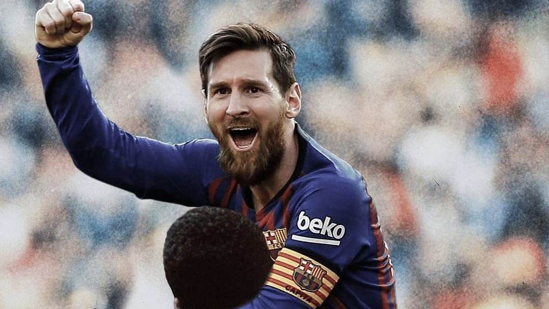Messi igualó a Pelé en un récord histórico