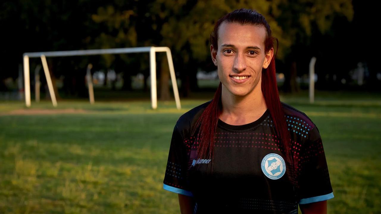 Mara Gómez y un histórico hito en el fútbol femenino
