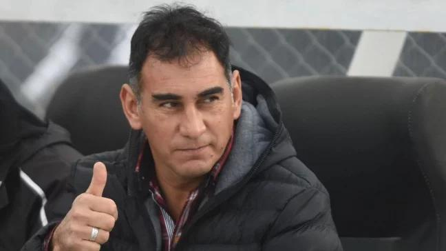 Darió Alaniz es el nuevo DT de Huracán Las Heras