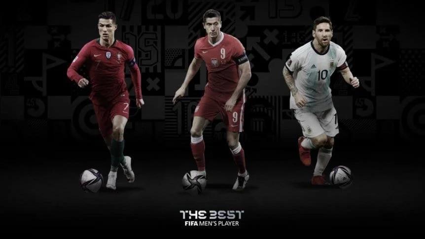 Lionel Messi fue nominado para la final del premio The Best
