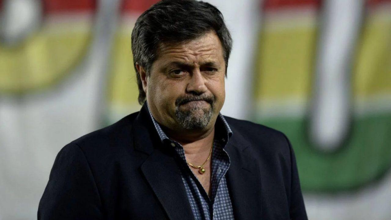 Papelón: la AFA suspendió a Caruso Lombardi