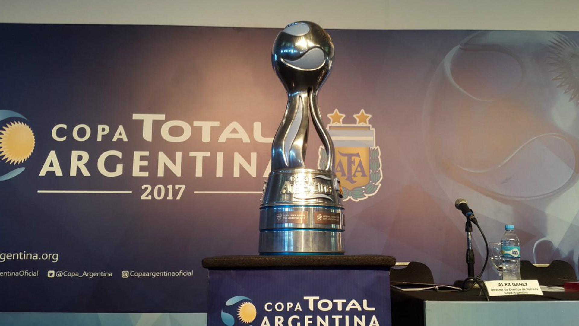 Vuelve la Copa Argentina