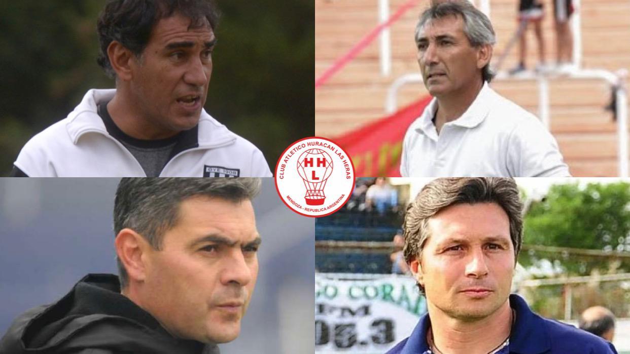 Los candidatos para ser el entrenador de Huracán Las Heras