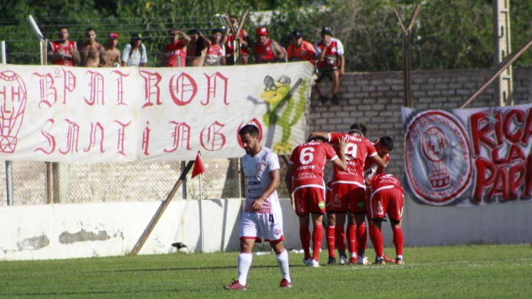 Video: el gol de Maipú para la victoria frente a Huracán Las Heras