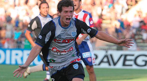 """Poy: """"Godoy Cruz me dio un nombre en el fútbol"""""""