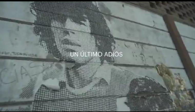 El emotivo video de Maradona que hizo llorar a más de un amante del fútbol