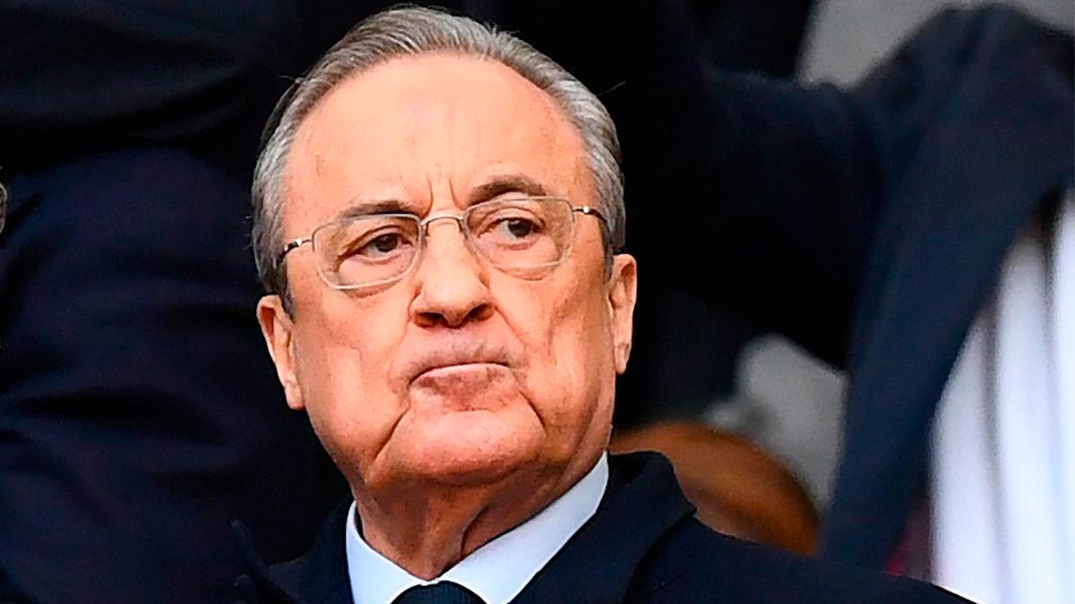 El presidente del Real Madrid tiene coronavirus