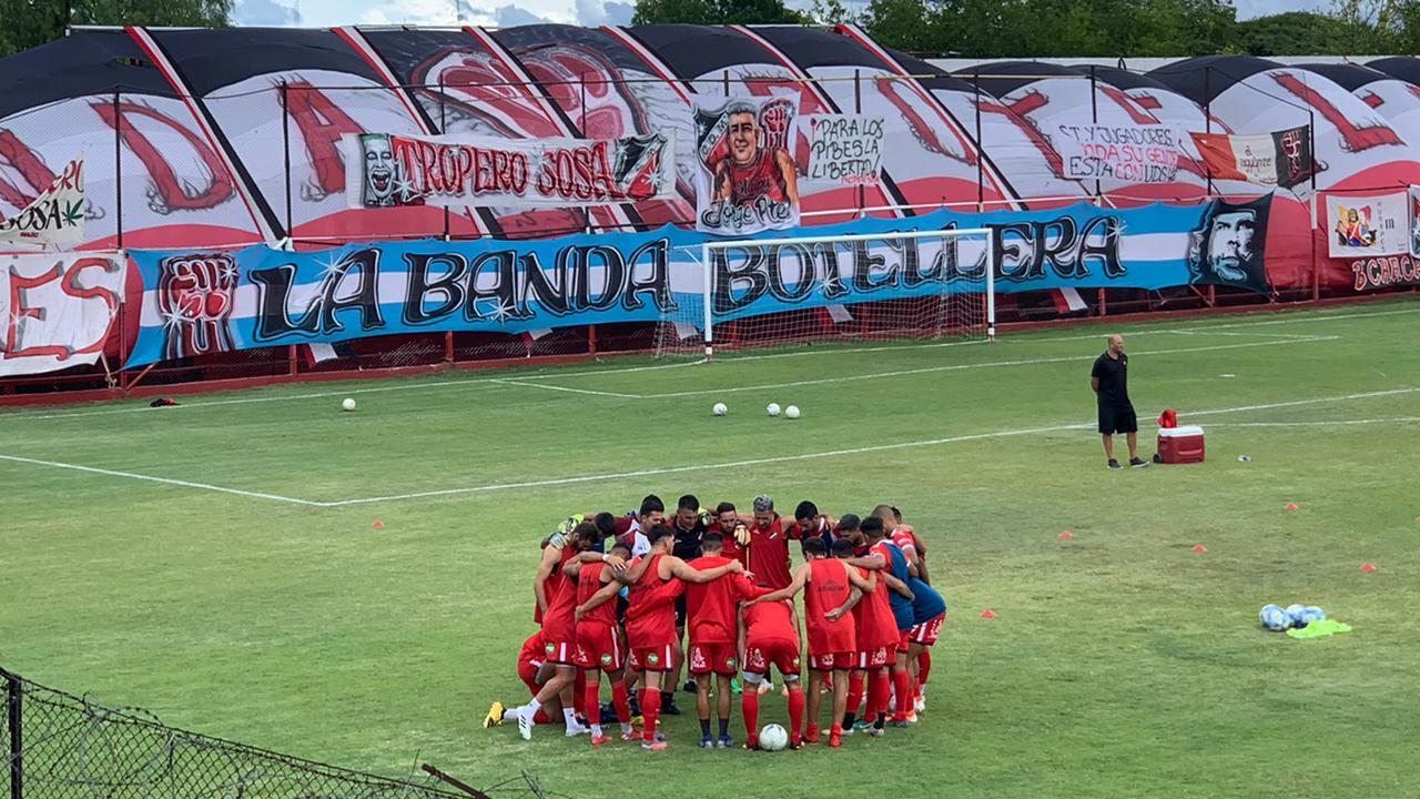 Histórico: Maipú vuelve a jugar en su cancha en la Primera Nacional tras 29 años