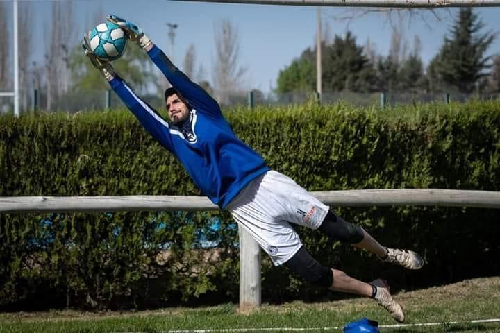 Damián Cebreiro será el arquero titular de Independiente Rivadavia