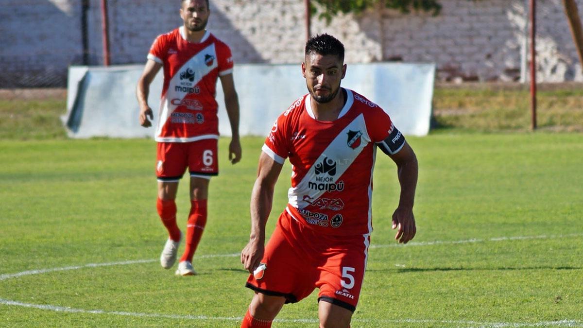 Confirmado: Luis Daher ya es refuerzo de Huracán Las Heras