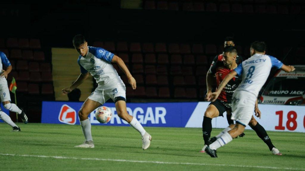 Godoy Cruz empató con Colón en Santa Fe