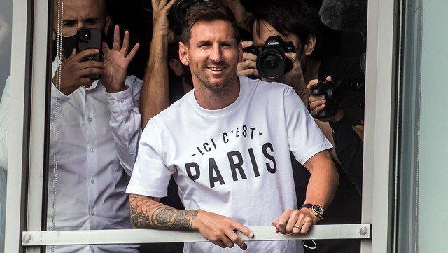 Cuánto ganará Lionel Messi en el PSG