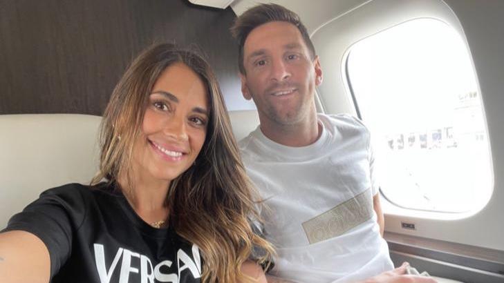 """Messi al PSG: """"Juntos por una nueva aventura"""""""